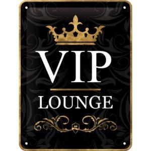 Nostalgic Art Schild VIP Lounge 26123