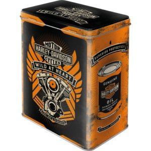 Vorratsdose L Harley-Davidson