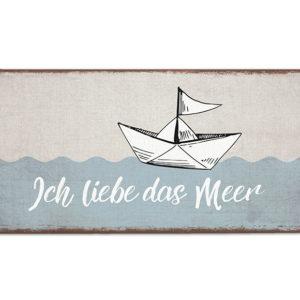 LaVida Schild Meer 390813