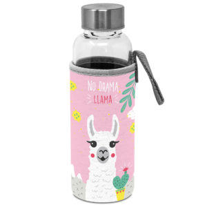 PPD Glasflasche Lama 461305