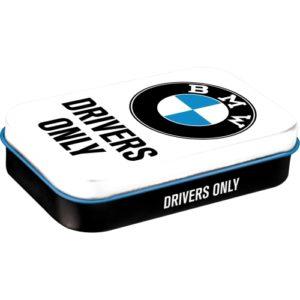 Pillendose BMW