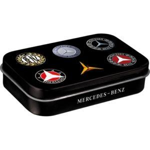 Pillendose L Mercedes-Benz