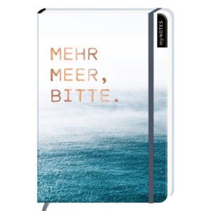 Notizbuch Mehr Meer bitte