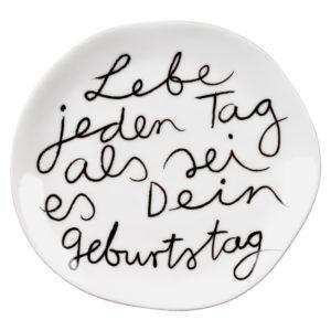 Räder Teller Porzellan 14260 Geburtstag