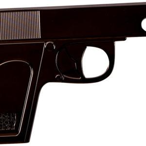 Flaschenöffner in Pistolenform für Krimiliebhaber