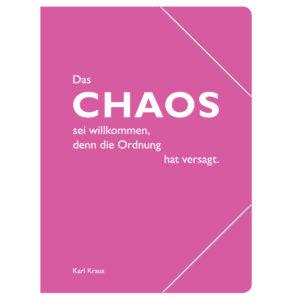 Sammmelmappe Chaos