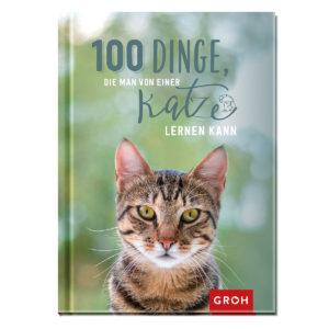 Buch 100Dinge, die man von einer Katze lernen kann