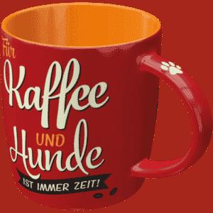 Tasse Kaffee und Hunde 43039