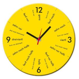 Schwäbische Uhr