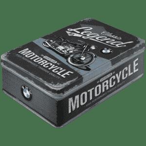 Vorratsdose flach BMW Classic Legend