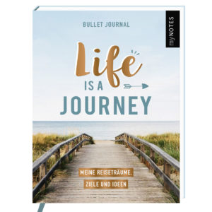 Bullet Journal Life is a journey
