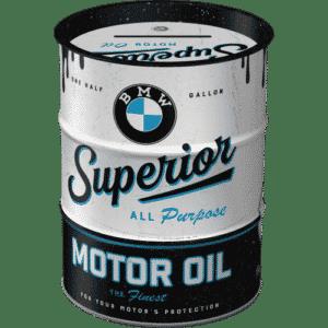 Spardose BMW Superior Motor Oil