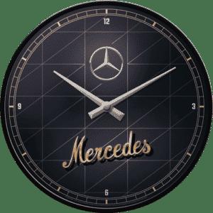 Wanduhr 31 cm Mercedes-Benz