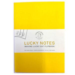 Lucky notesYellow