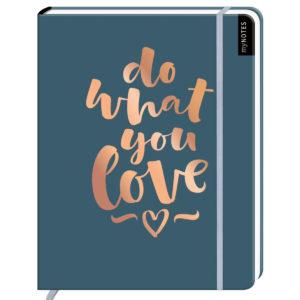 Notizbuch A4 Do what you love