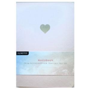 Notizbuch A5 Herz