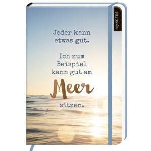 Notizbuch DIN A5 Meer