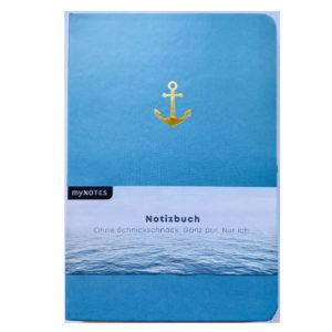 Notizbuch ohne Schnickschnack
