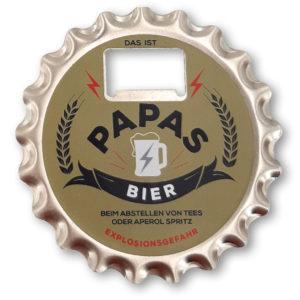 Bieröffner Papas Bier
