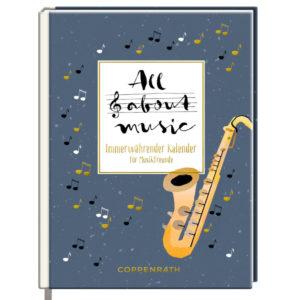 Immerwährender Kalender All about music