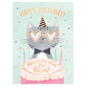 Musikkarte Happy Birthday