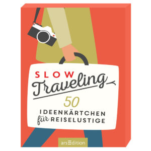 Slow Traveling 50 Ideenkärtchen