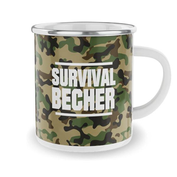Survival Becher