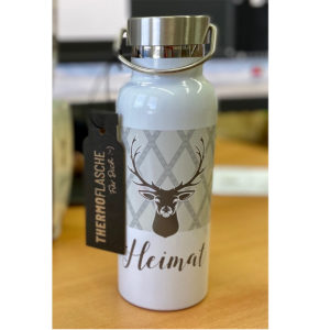Thermoflasche Heimat