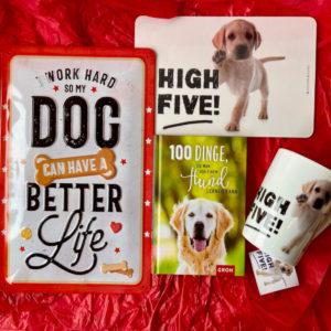 Geschenkset Hunde