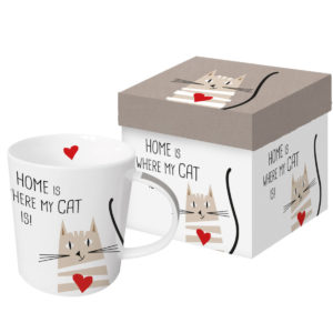 PPD Tasse Home is where Cat