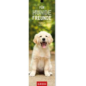 Lesezeichenkalender für Hundefreunde