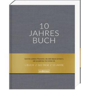 10 Jahres Buch