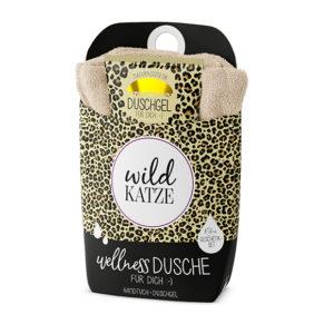 Wellnessdusche Wildkatze
