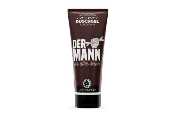 Duschgel der Mann, der alles kann