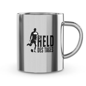 Thermo-becher Held des Tages