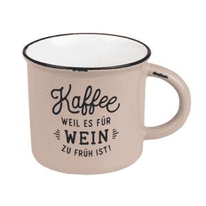 Vintage Tasse Kaffee
