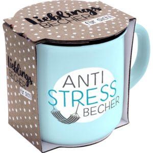 Anti Stress Becher