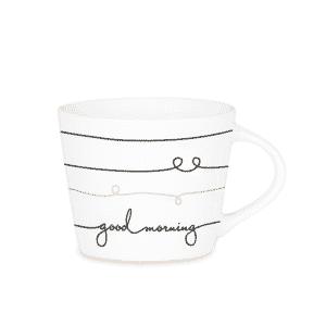 Espresso Tasse Good Morning