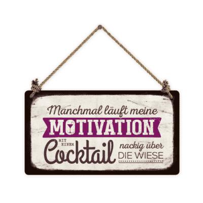 Cardboard Motivation