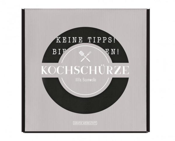 Kochschürze King of the grill