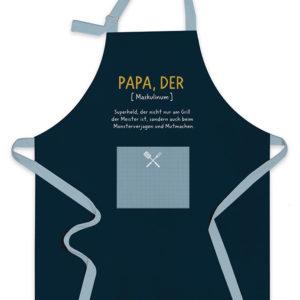 Kochschürze Papa