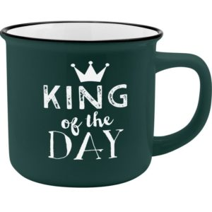 Lieblingsbecher King of the day
