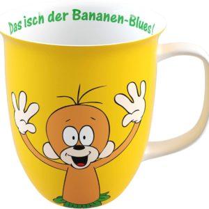 Becher Äffle Bananenblues