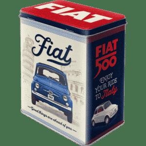 Vorratsdose Fiat 500
