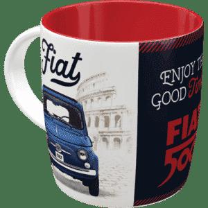 Tasse Fiat 500